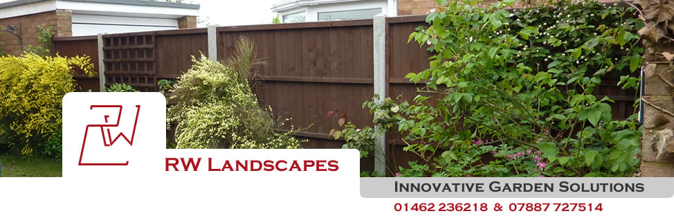 RW Landscapes - Garden Design and Landscaping
