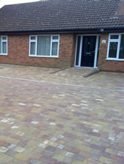 Disabled Access Landscaping