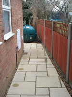 Disabled Access Landscaping - Dunton