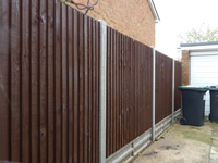 Fence Build and foundations - Clifton