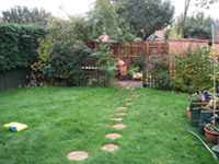 BEFORE - Garden Design - Meppershall