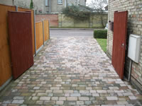 Full driveway design landscaping and drainage - Stotfold